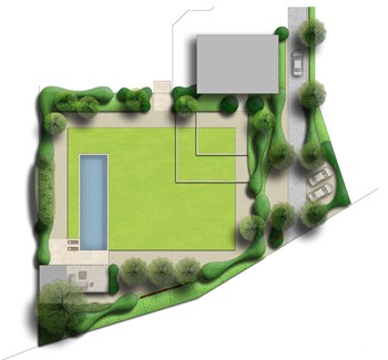 Tuinarchitect Ontwerp Tuin Plan